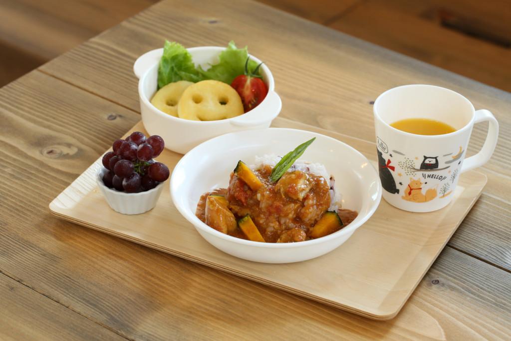 浜松市西区に建つイタリアンレストラン Kitchen Luceのパスタランチの写真