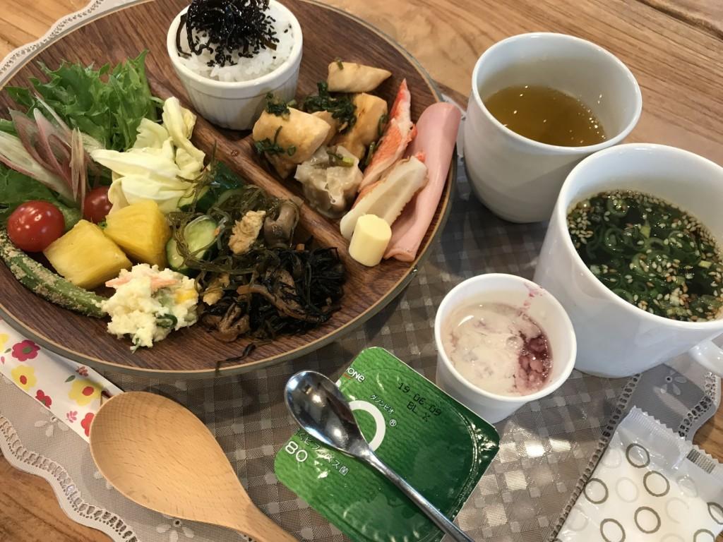 浜松市の注文住宅会社のエコーアートが主催するおけいこイベントのダイエット食教室写真