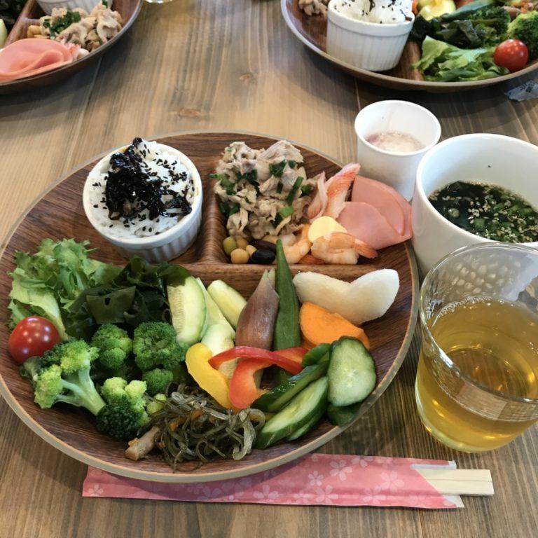 浜松市の注文住宅会社のエコーアートが主催するおけいこイベントダイエット食写真