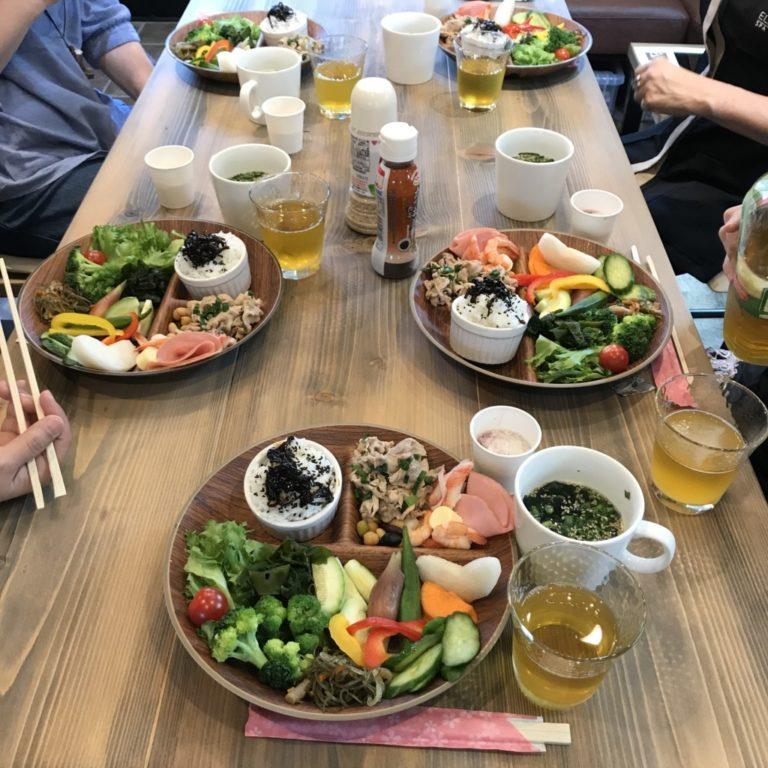 浜松市の注文住宅会社のエコーアートが主催するダイエット食事教室の写真