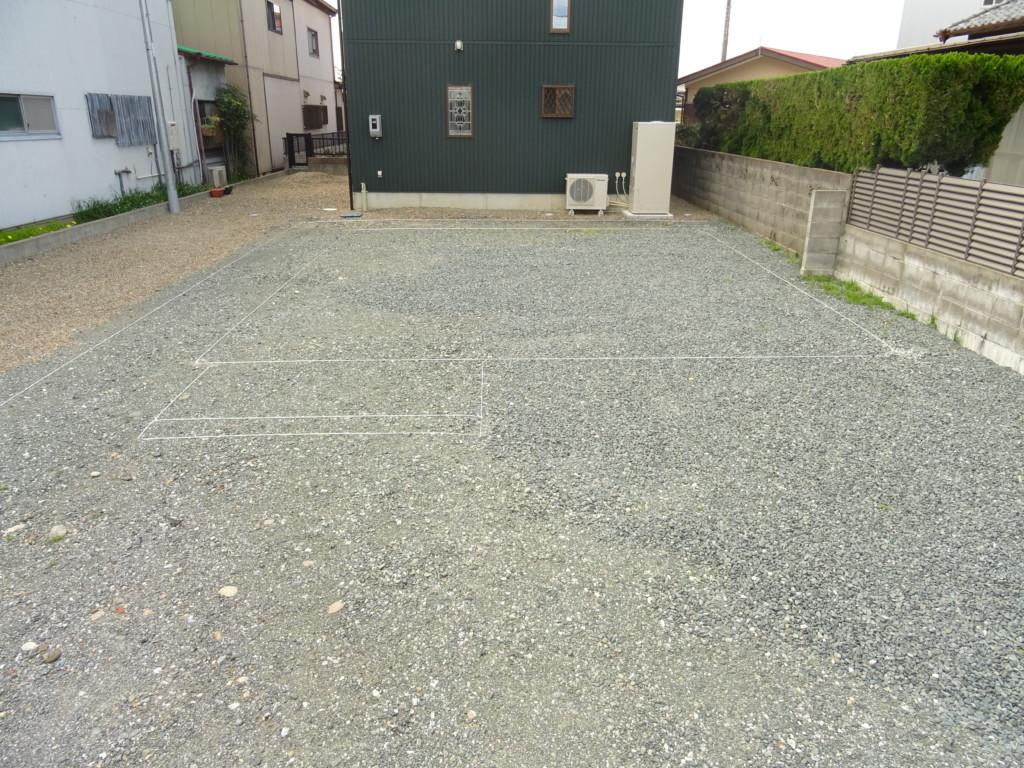 浜松市の注文住宅のエコーアートが行う地縄写真