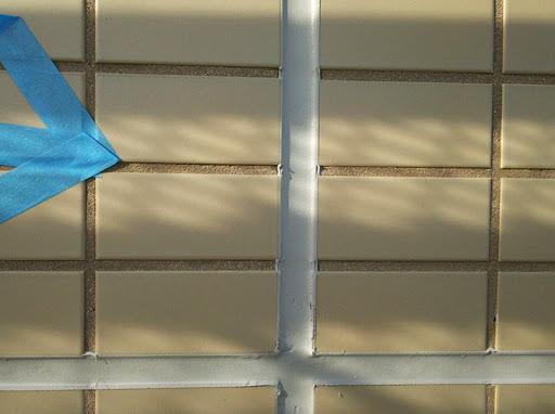 浜松市でメンテナンスが掛かりにくい家を造っているエコーアートのコーキング写真