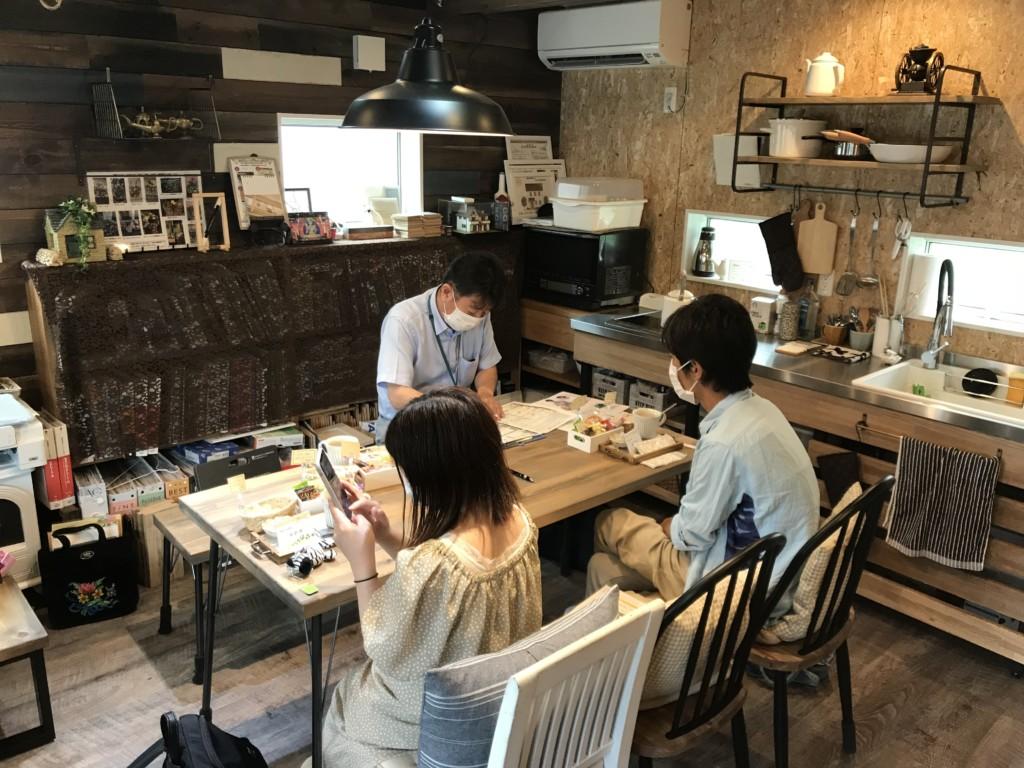 浜松市の注文住宅会社のエコーアートが行う住宅ローン事前審査の写真